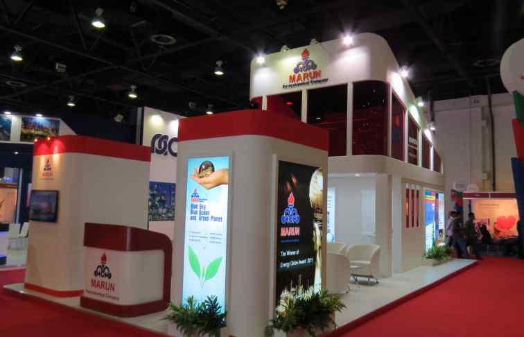 پتروشیمی مارون،عرب پلاست، امارات