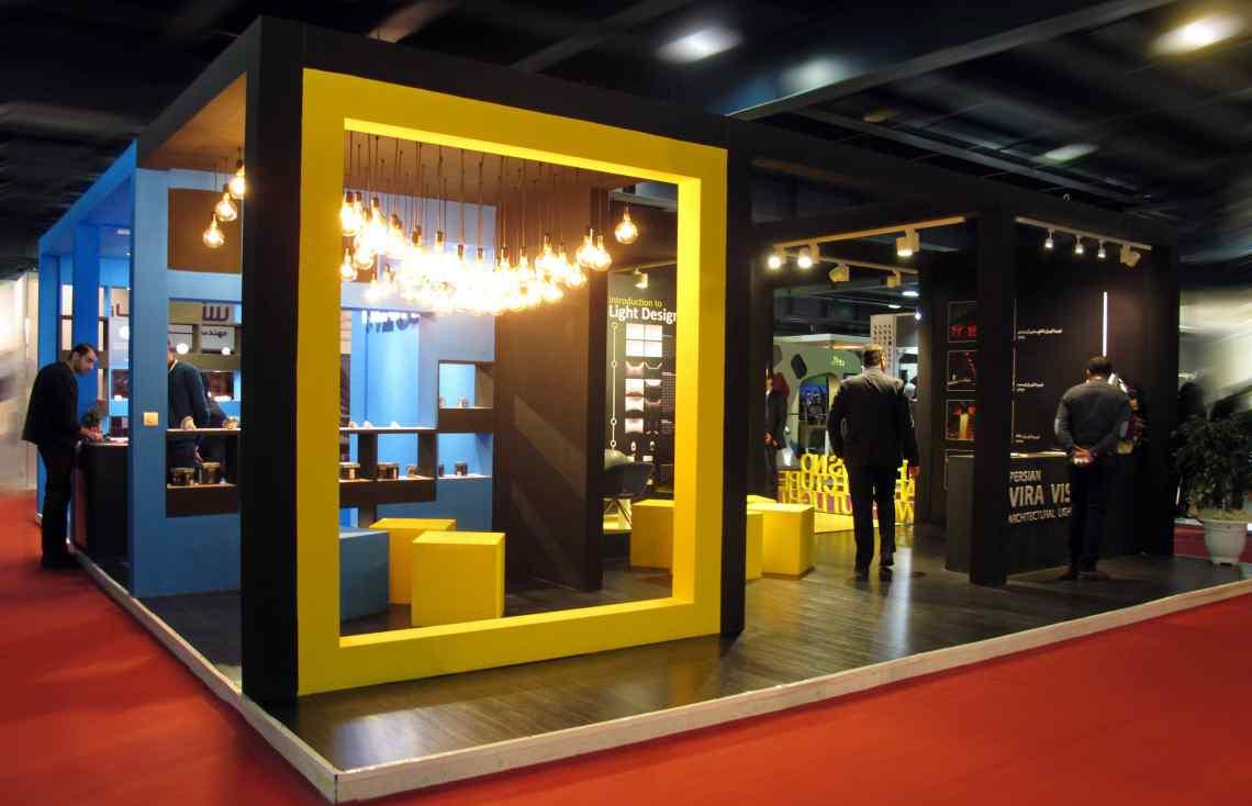 غرفه Megaman، نمایشگاه میدکس